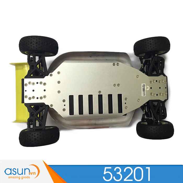 Xe BuggyFull kim loạiĐiều Khiển Từ Xa FS Racing 53201 4WD 1:10