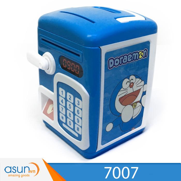 Két Đựng Tiền Mini Doraemon Thông Minh