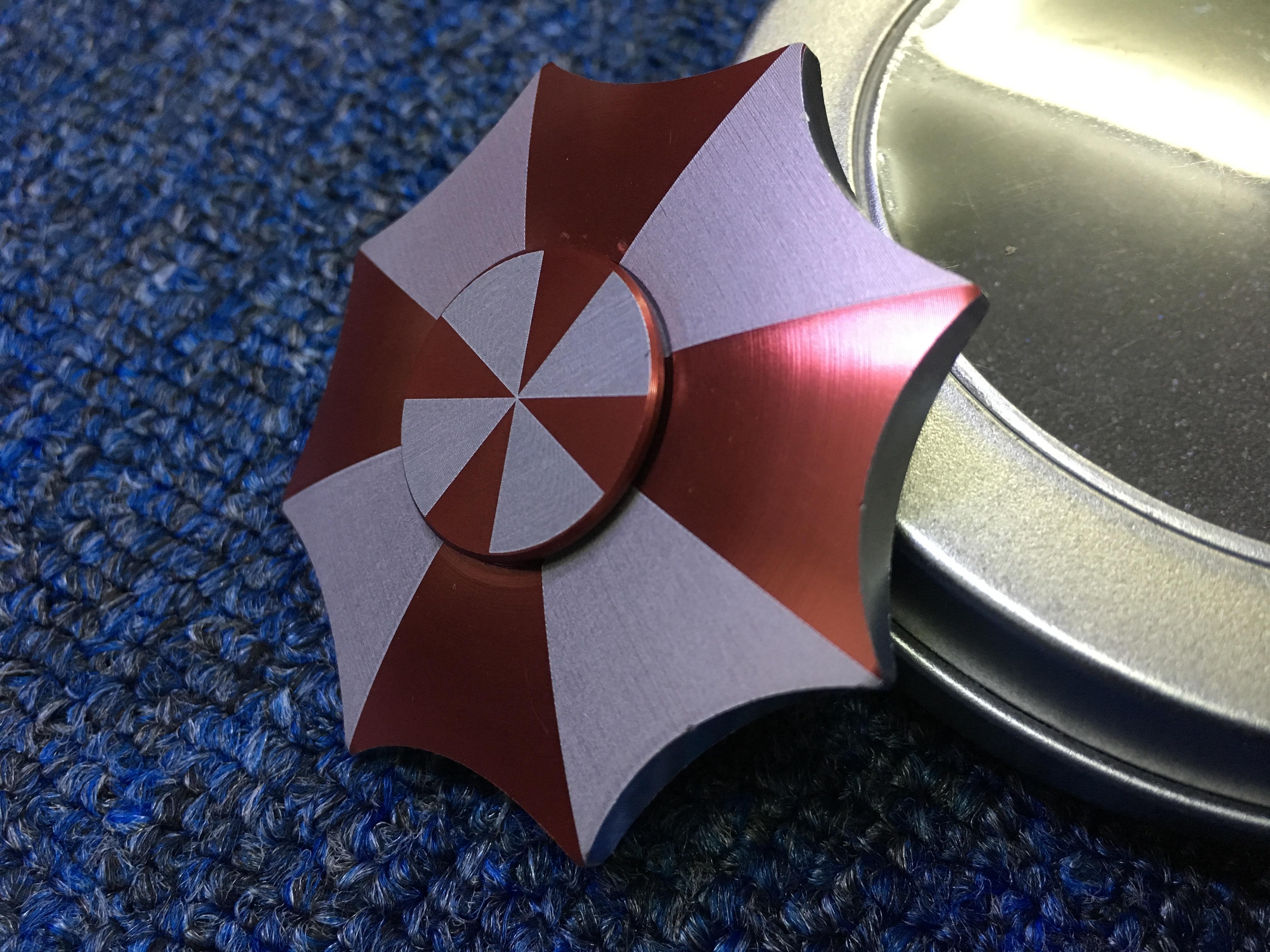 Con Quay Giảm Stress Iron Man 2 Hand Spinner - Fidget Spinner