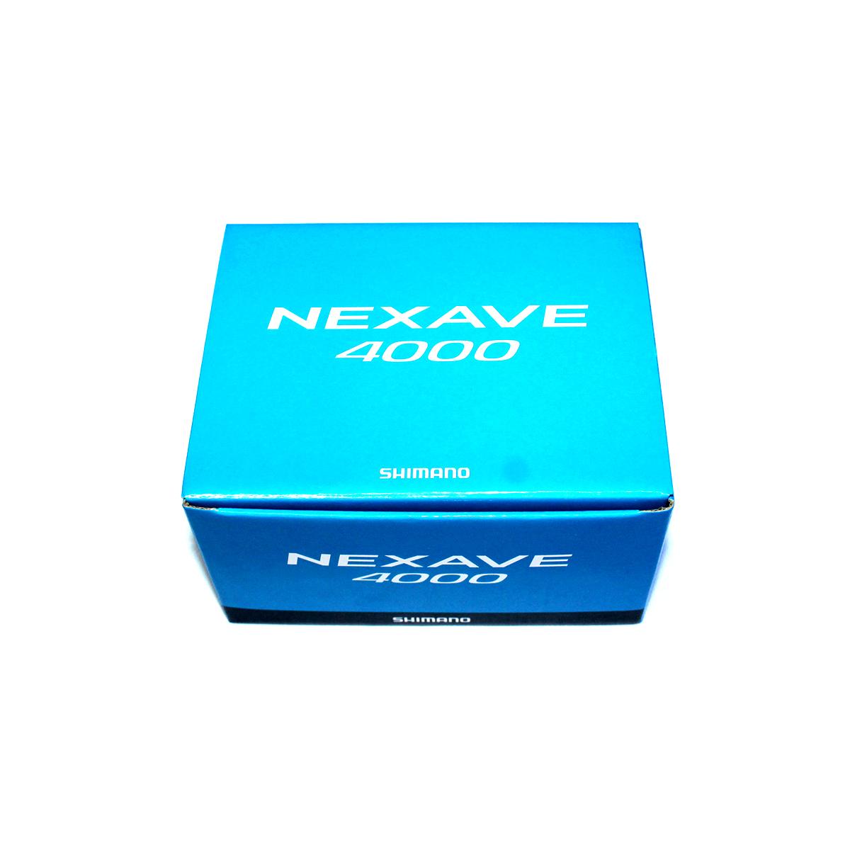 Máy Câu Cá Shimano Nexave 4000 - Bảo Hành 6 Tháng