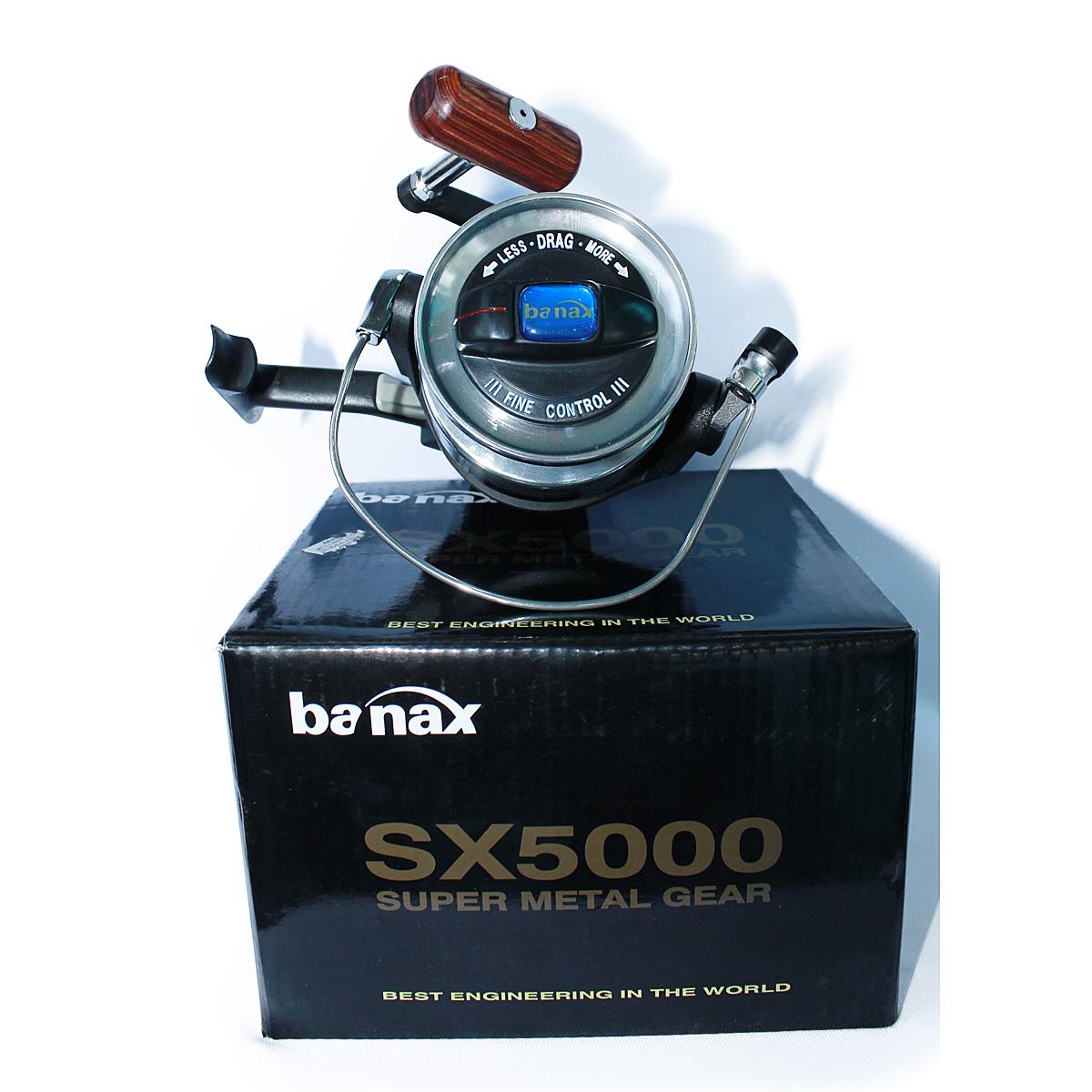 Máy Câu Cá BANAX SX 5000