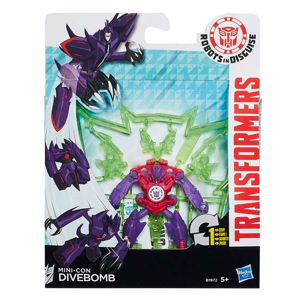Robot Vũ Khí MINICON DIVEBOMB TransformersB1972- B0763