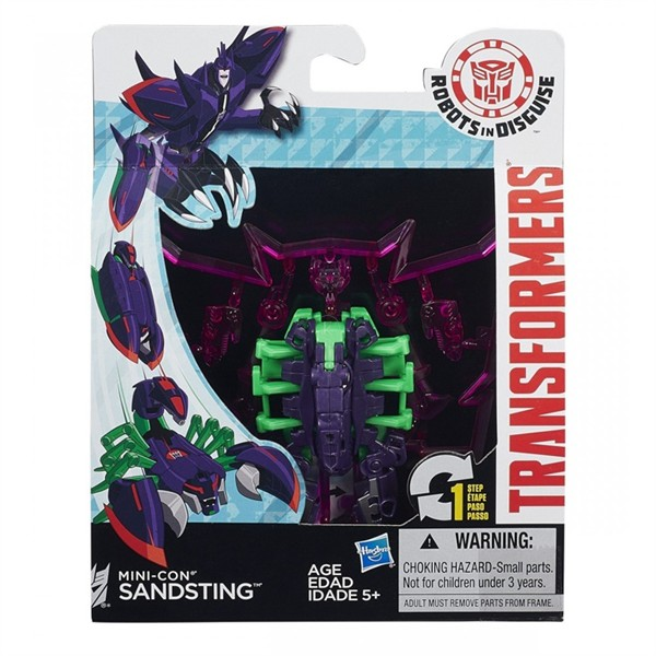 Robot Vũ Khí MINICON SANDSTING Transformers