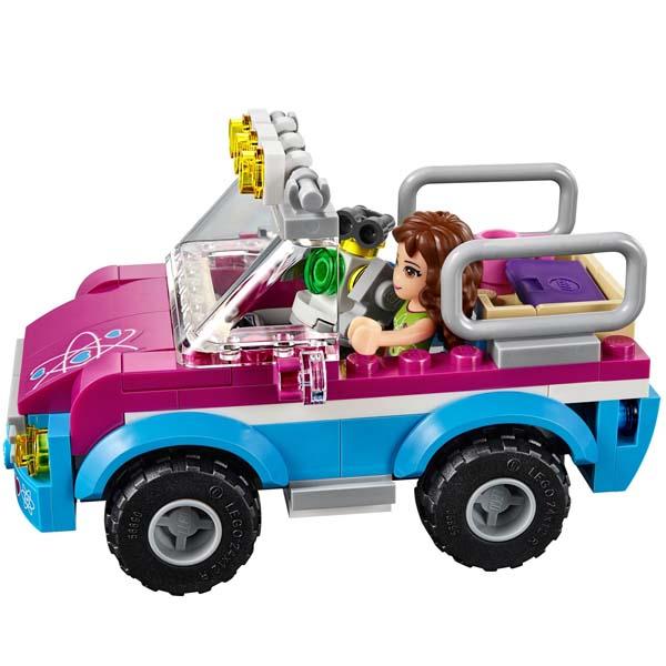 Đồ Chơi Xếp Hình Xe Khám Phá Của Olivia Thương Hiệu LEGO