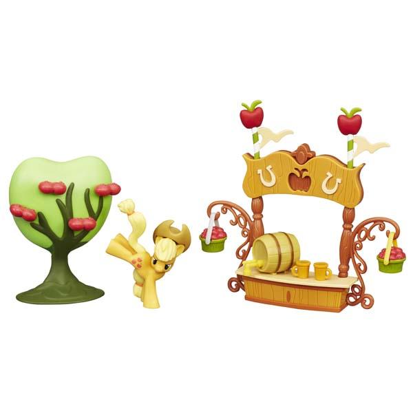 Đồ Chơi Bé Nữ 3 ST Sweet Apple Và Máy Ép Rượu Táo