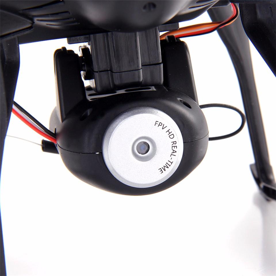Máy Bay 4 Cánh Điều Khiển UFO T30CW Quadcopter SJRC Camera Wifi FPV