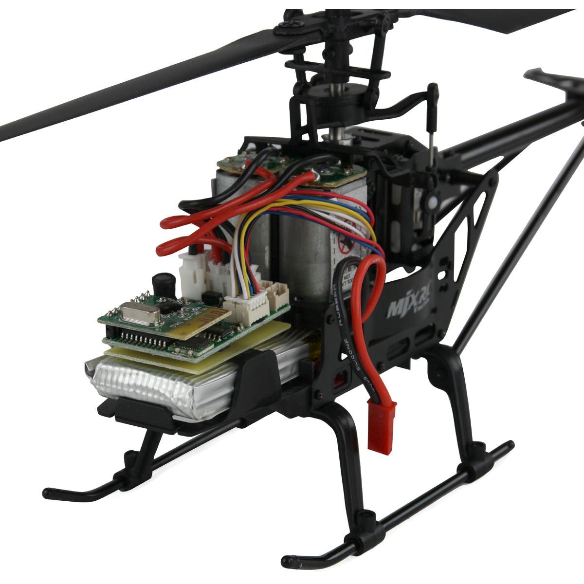 Máy bay trực thăng điều khiển 4 kênh MJX F29