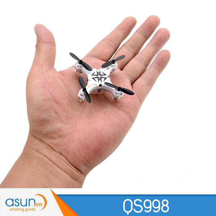 Máy Bay Mini Điều Khiển Từ Xa QS998 Nhào lộn