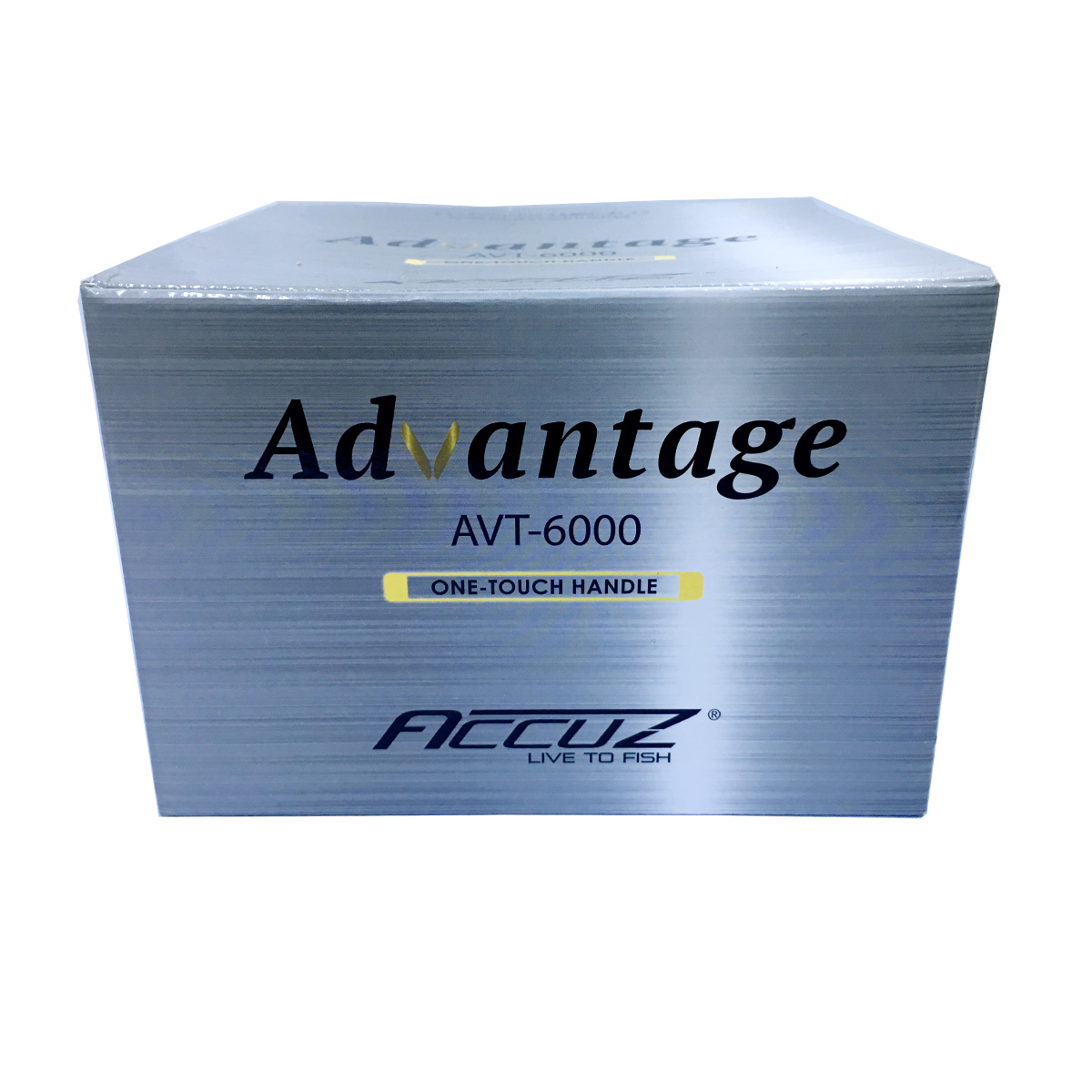 Máy Câu Cá Accuz Chính Hãng Advantage 6000 - Bảo hành 3 tháng