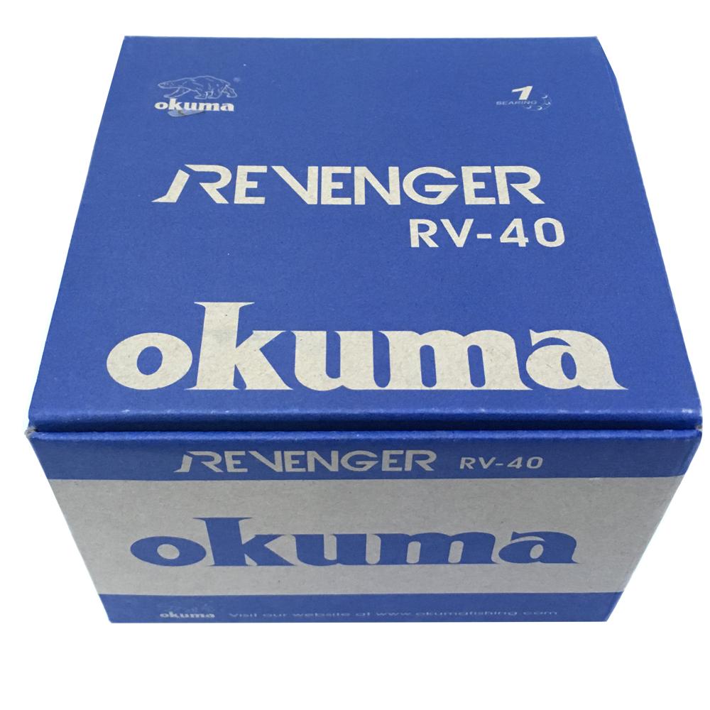 Máy Câu Cá Okuma Revenger RV40 - RV40