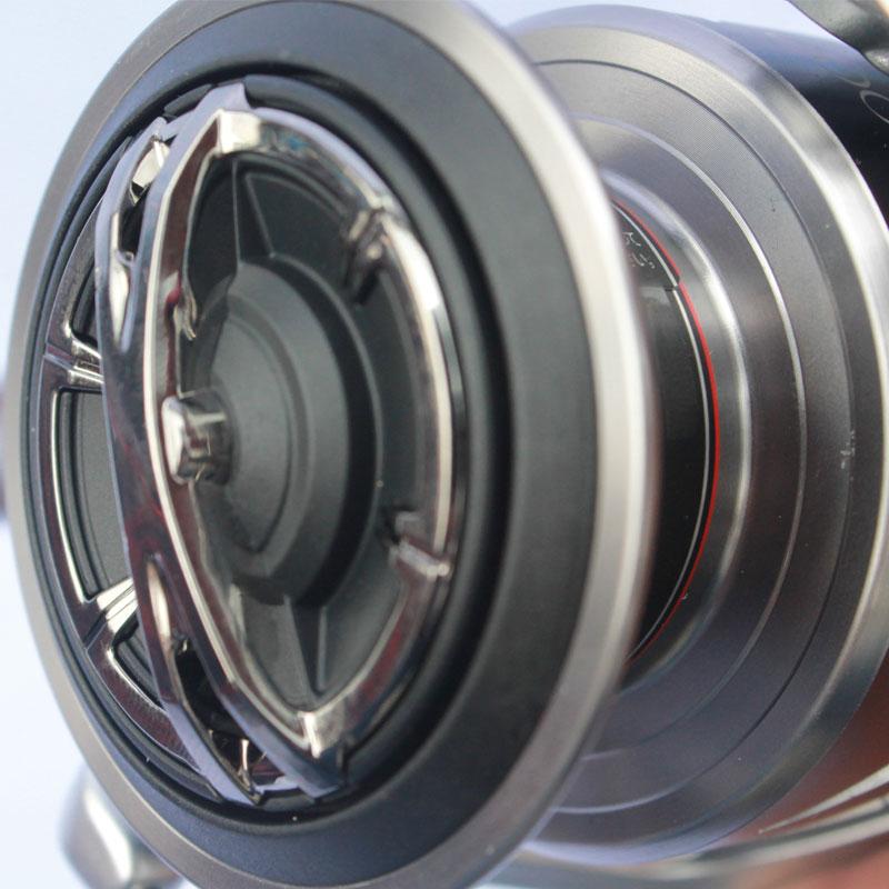 Máy Câu Cá Shimano Spinning Stradic C5000 XG 2015 BH 1 Năm