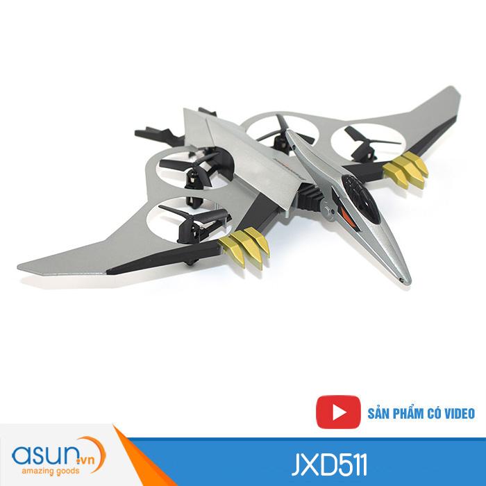 Thằn Lằn Bay Pterosaurs Điều Khiển JXD 511 4 kênh