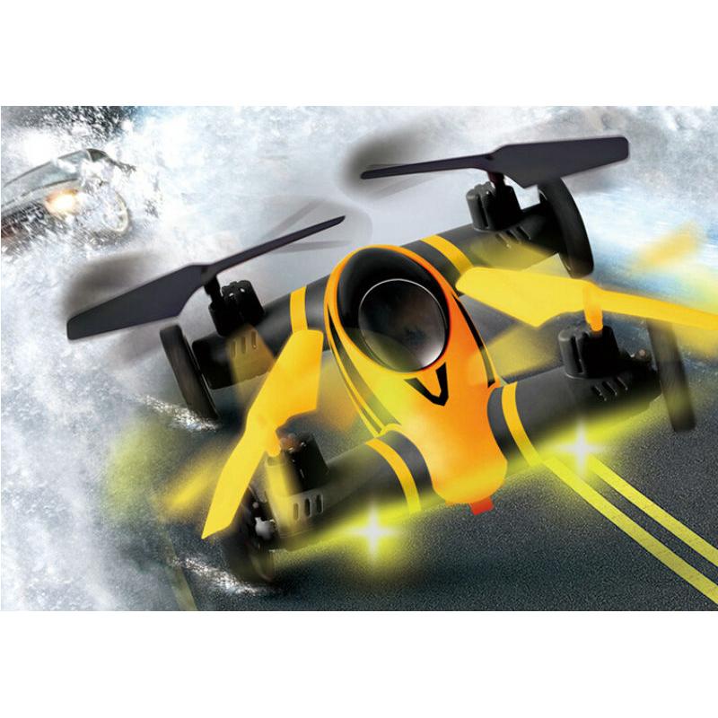 Xe Bay Điều Khiển 2 in 1 CG038 Flying Car Chế Độ Không Đầu