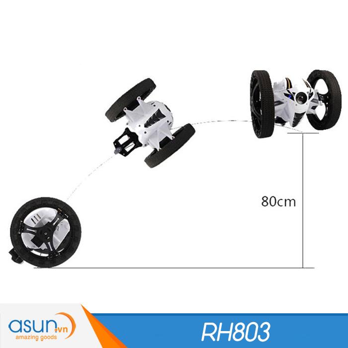 Xe Điều Khiển Từ Xa Nhún Nhảy RH803 Vượt Địa Hình Bounce Car 2.4Ghz