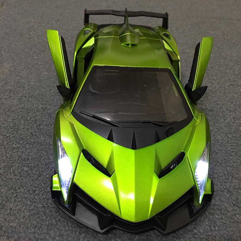 Xe Điều Khiển Đóng Mở Cửa Lamborghini 1814-1 1:16