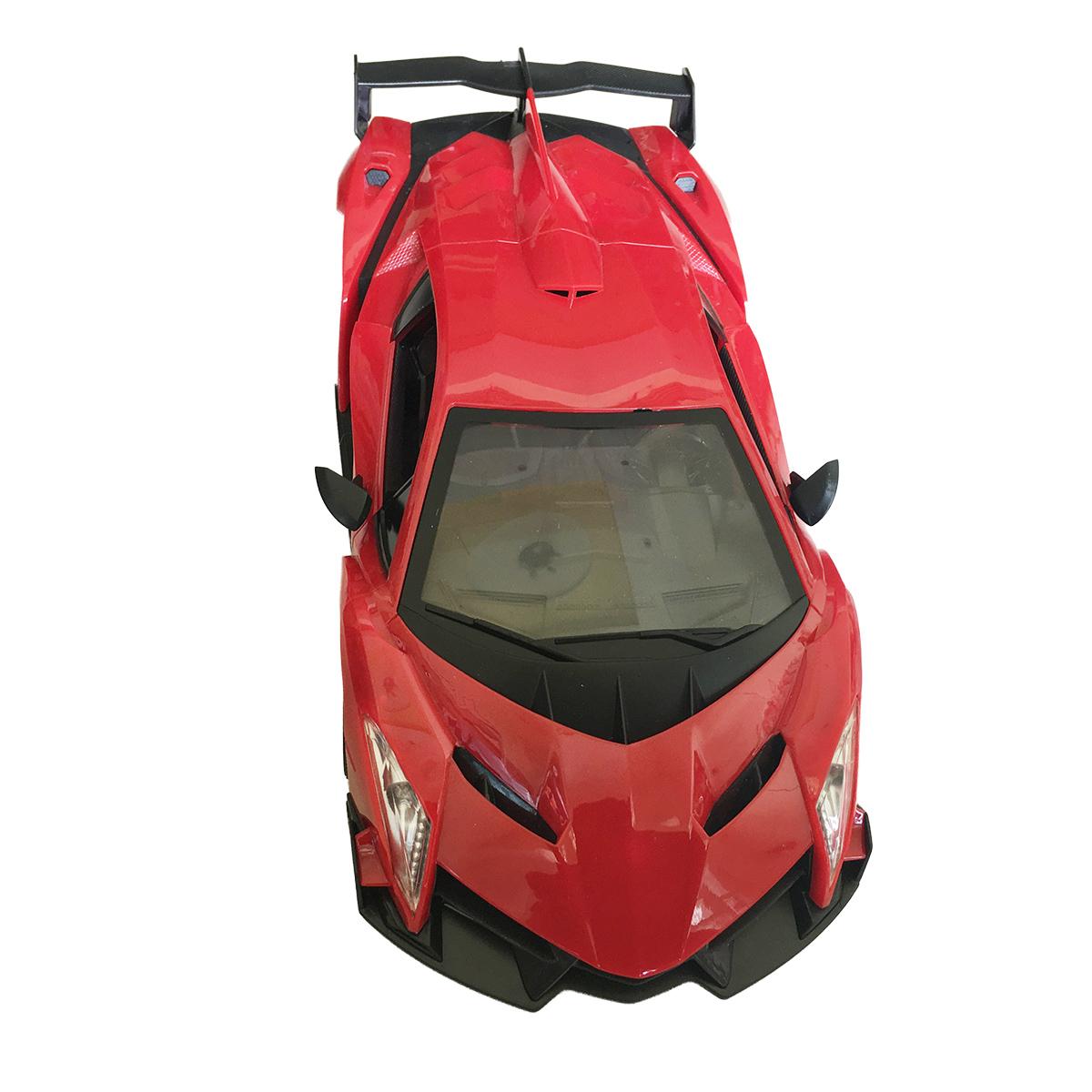 Xe Điều Khiển Đóng Mở Cửa Lamborghini 1810A