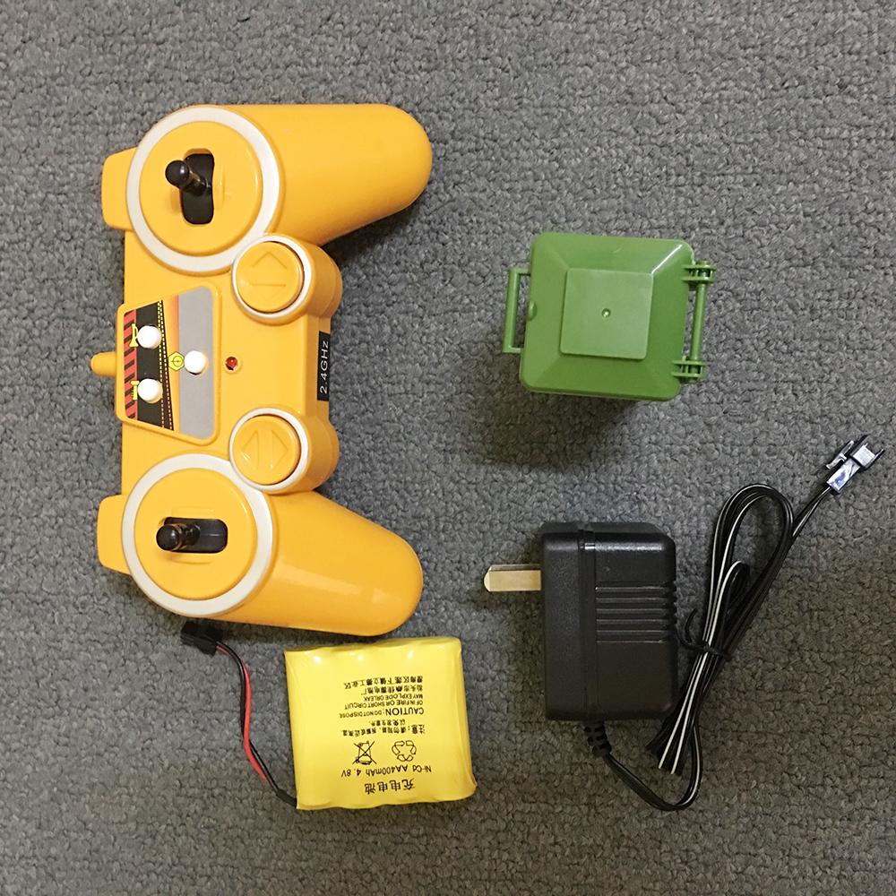 Xe Đổ Rác Điều Khiển Từ Xa E560-001 2.4Ghz
