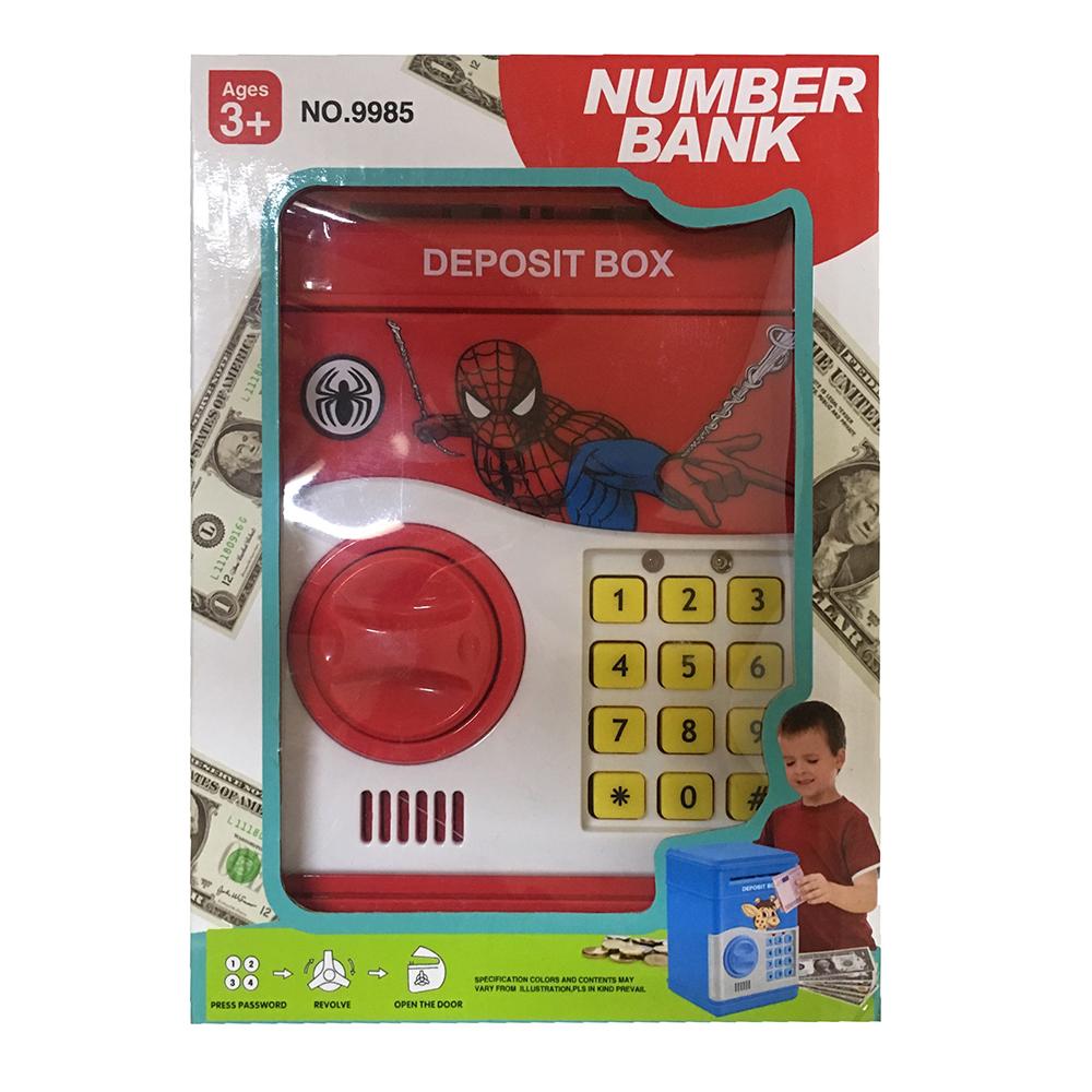 Két Đựng Tiền Mini Hình Người Nhện Spider Man 9985
