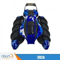 Xe Điều Khiển Chạy Được Dưới Nước Amphibious Stunt Car393A Mẫu Mới