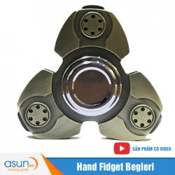 Con Quay Giảm Stress Spaceship Kim Loại Hand Spinner - Fidget Spinner