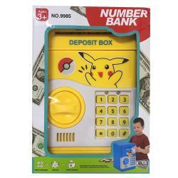 Két Đựng Tiền Mini Hình Pikachu 9985