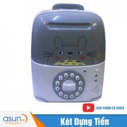 Két Đựng Tiền Mini Vali Hình Totoro 822
