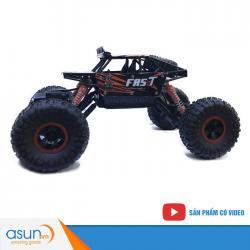 Xe Địa Hình Điều Khiển Rock Crawler  4WD Rally Car Tỉ Lệ 1-18
