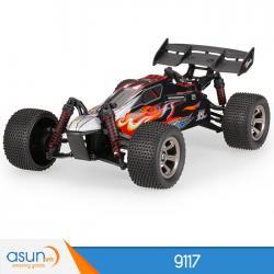 Xe Điều Khiển RC Off Road Buggy 9117 IPX4 Waterproof 1:12 Chống Thấm Nước 28 Km