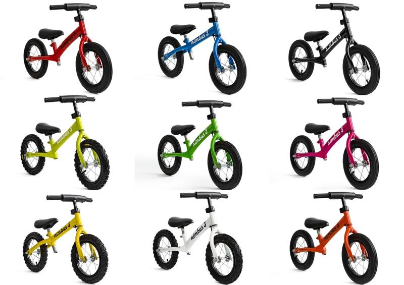 Lợi ích khi cho trẻ đi xe đạp từ nhỏ
