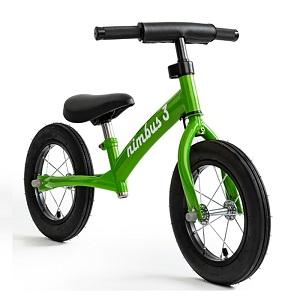 Nghe cha đẻ xe đạp cân bằng kể chuyện