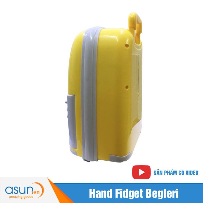 Két Đựng Tiền Mini Vali Hình Minion 822